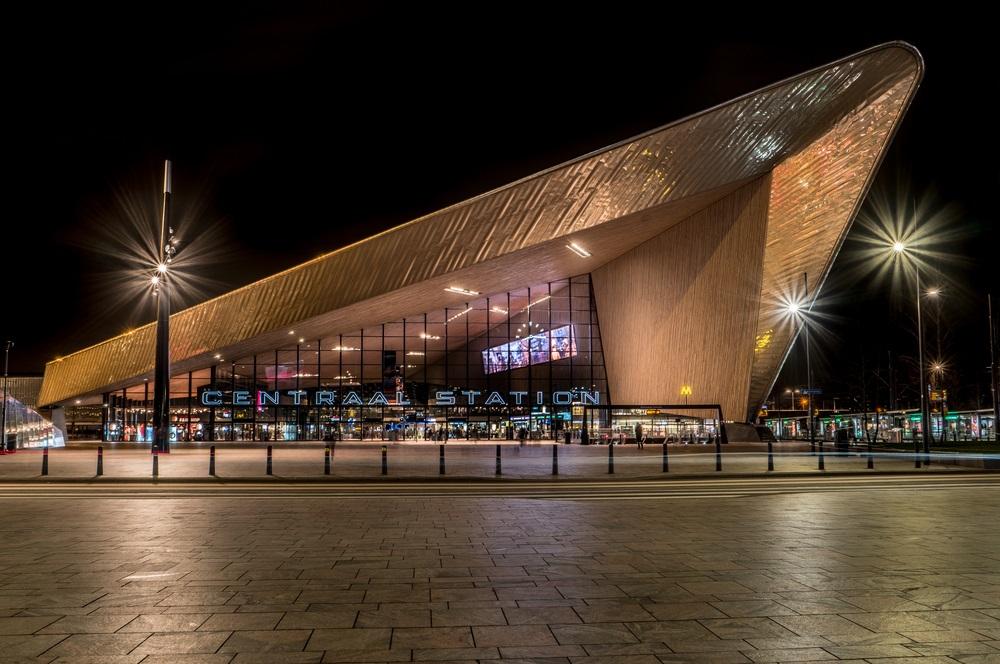 Werken in Rotterdam Centraal
