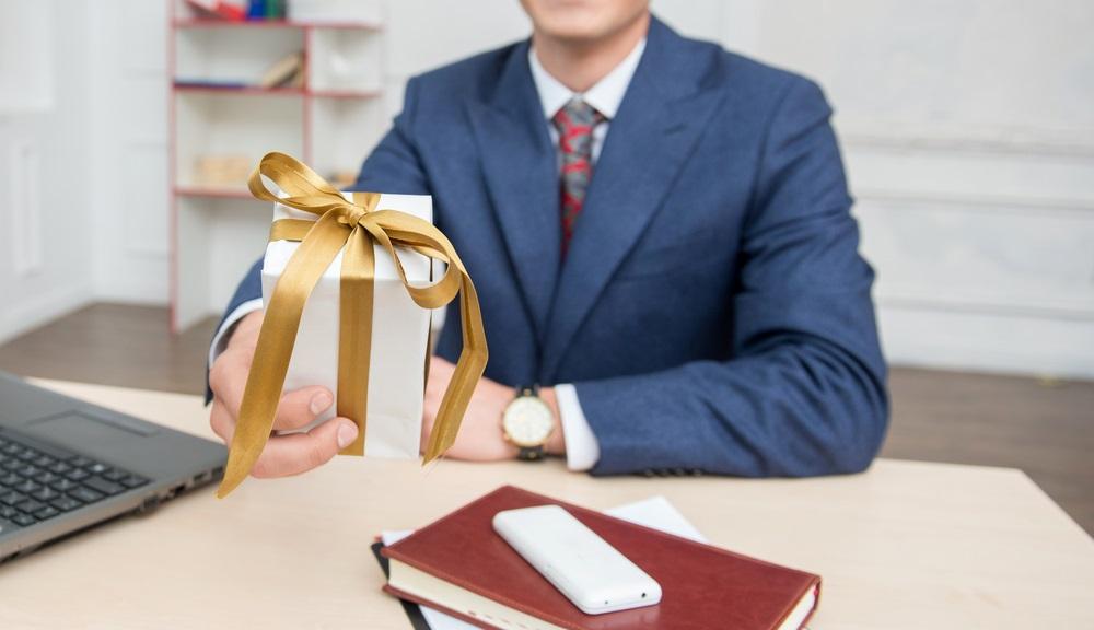 Polen zakendoen geschenken