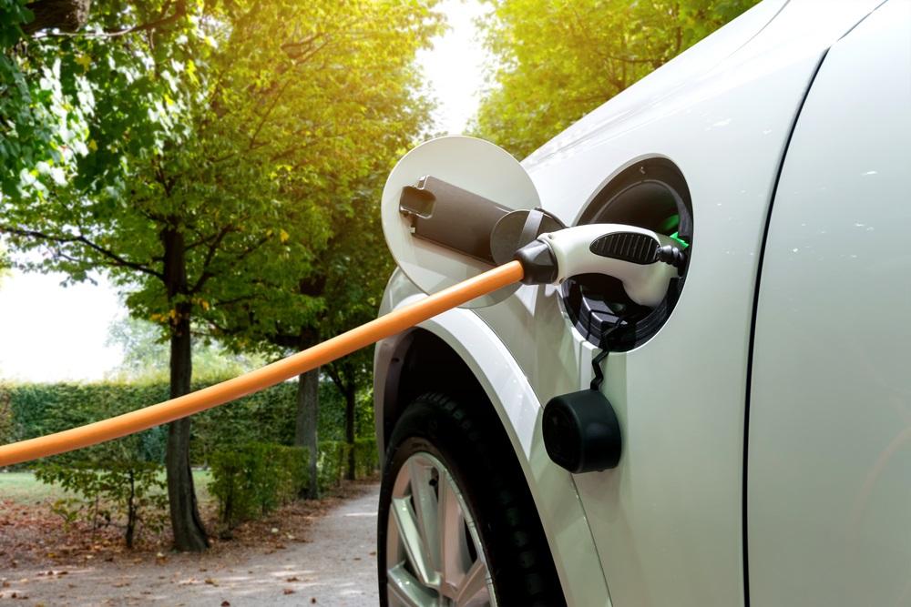 Leasen elektrische auto