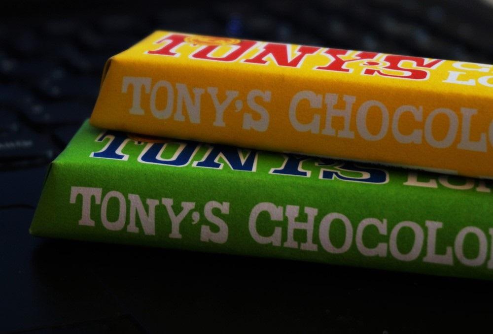 Iedereen een luxe chocoladereep