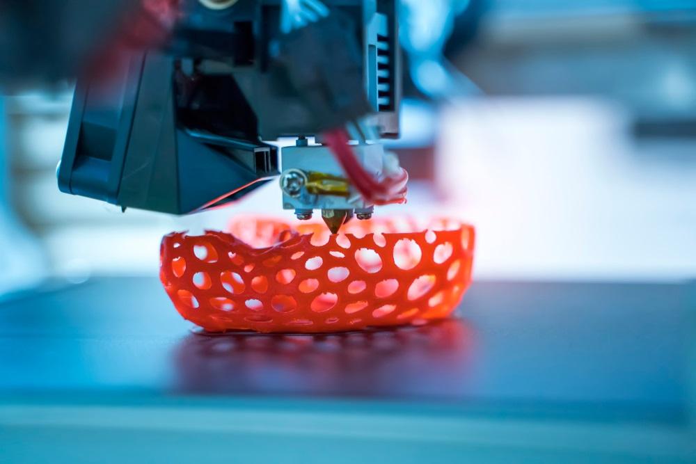 Voorbeelden van 3D-geprinte toepassingen