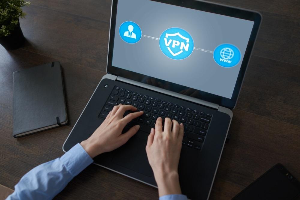 Beveiligde toegang tot bedrijfsnetwerk