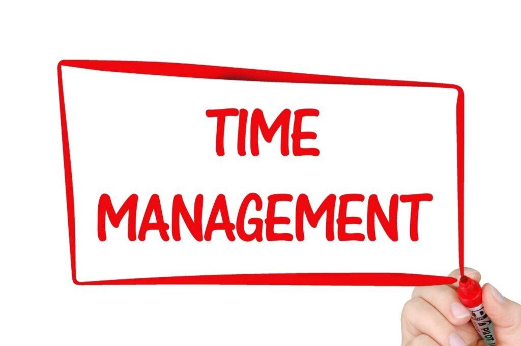 Cursus time management