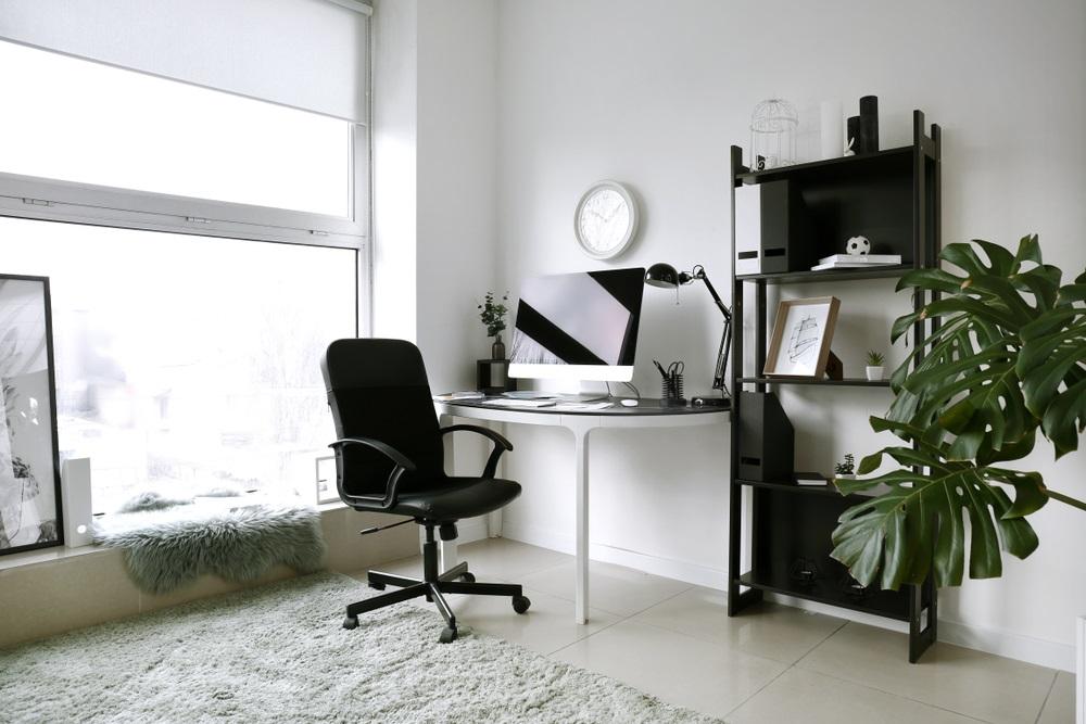 Comfortabele bureaustoel voor een goede houding